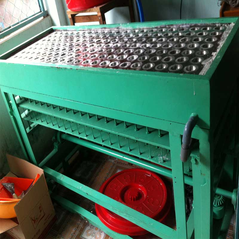 Máy sản xuất nến Tealight